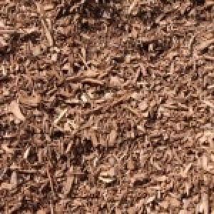 Brown Hardwood Mulch